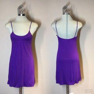 Garage, purple Summer Dress Size XS